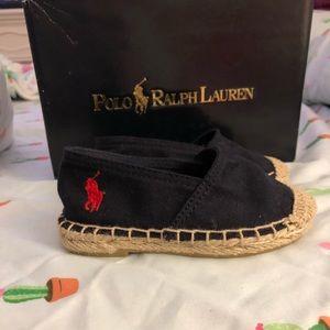 Ralph Lauren espadrilles